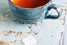 cup of tea photo session