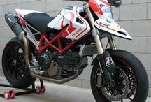 Ducati HyperMotard / Motorcycles