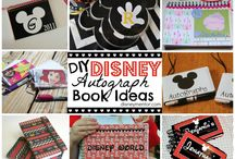 Disney trip ideas / by Meghan Ryan