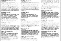 Zodiac Stuff
