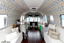 Airstream Re-do Ideas / by Kaylee Bug Design