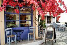 greek kafenio