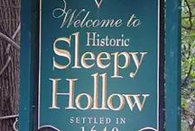 Sleepy Hollow/Tappan, NY. / Weekend Bday Trip in October!