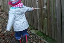 Outdoor Activities for Early Years / by Sun Hats & Wellie Boots