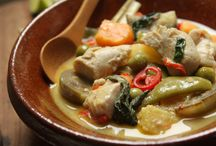 Thai, Malaysian, Indonesian & Japanese Cuisine / by shayna rodericks