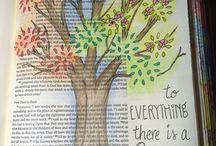 Ecclesiastes Bible Journaling