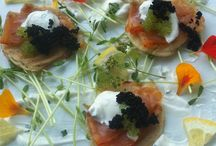 apps-the edible kind / impress your guests