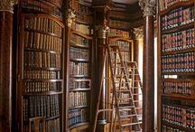 Kütüphane library / www.birbilenden.blogspot.com