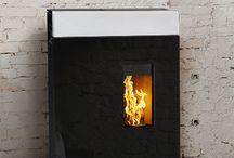 Stufe a pellet / Pellet stoves