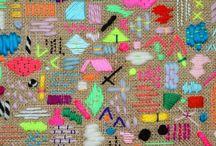 pletení, háčkování, šití - inspirace