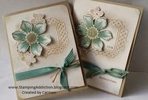 Beautiful Bunch Stamp Set and matching Punch