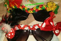 Gafas De Carnaval