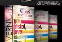 PSD Posters, Flyers / Awesome Fully Customisable Flyers/Posters