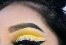 Yellow Makeup Inspiration
