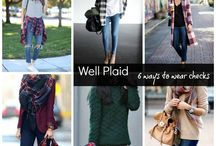 Well Plaid – 6 Ways to Wear Checks