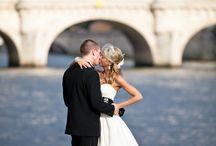 Parisian Elopement / Wedding Inspirations