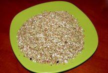 Luštěniny,semena, obiloviny aj.