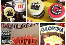 Movie/Film Inspired Birthday Party