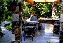 Porch ideas / by Shirley Bennett