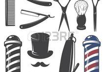 Barbers & Salon ideas