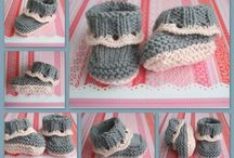 Crocheting for Baby