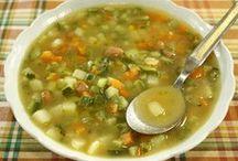 Dieta minestrone e altro