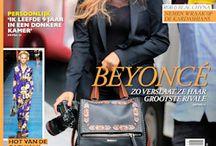 Celebrities in de bladen / Overzicht van celebrity tijdschriften. Neem een voordelig abonnement of geen een tijdschrift kado!
