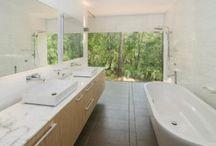 23 Badezimmer Mit Großen Fenstern