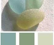 Seaside Color Palette