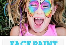 Children Face Paint