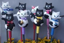 Crafts: FOFUCHAS, Eva, or foam  / by Deb Westbury