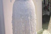 crochet de vestir / by Emília Bernardo