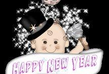 Happyend New year