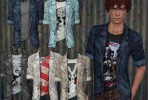 Vêtement Homme (Sims 3)