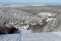 L'Aveyron en blanc *** Snowy Aveyron