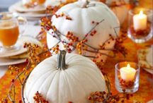Fall Decor / Fall Time Home Decor for Inside and Outside Inspirstion