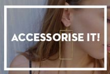 ACCESSORISE it. / Accessories available on www.wecreateharmony.com