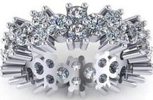 Platinum Jewelry / The precious metal platinum is celebrated for its elegantly understated style and intrinsic strength. The innate virtues of this coveted metal make it an obvious choice for crafting Platinum Jewelry.