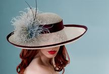 'Mother of' hats and headpieces