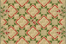 Quilts for Christmas / by Lady Quilter