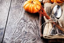How to: Cosy decorating ideas for your autumn table. / Autumn is season of warm colours and cosy decor. Use these Beka Cookware tips to lay the most inviting table. Add your own culinary creations to it, and your dinner party can't possibly go wrong!