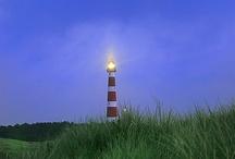 Lighthouses - Vuurtorens
