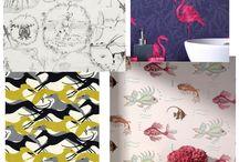 Colours, textures, patterns