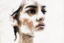 Zeichnungen/portraits