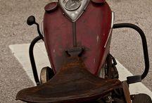 Old Bike Photos