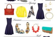 Fashion: Petite Capsule Wardrobe / by Joelle {StartsWithJ} Brisland