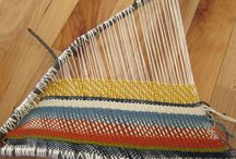 Weaving / Hand weaving inspiration