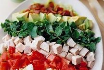 Salads / by Christy Oberlin