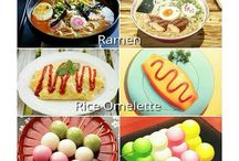 Japanese & anime food