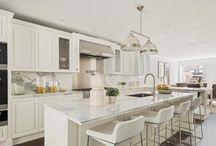 Transitional kitchens / Recent work